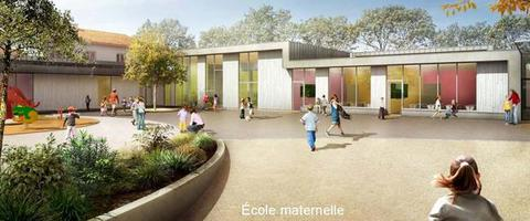 savenay Groupe scolaire 1